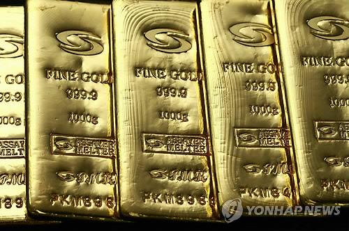 6년째 금 사들이기 없었던 한국은행...왜?